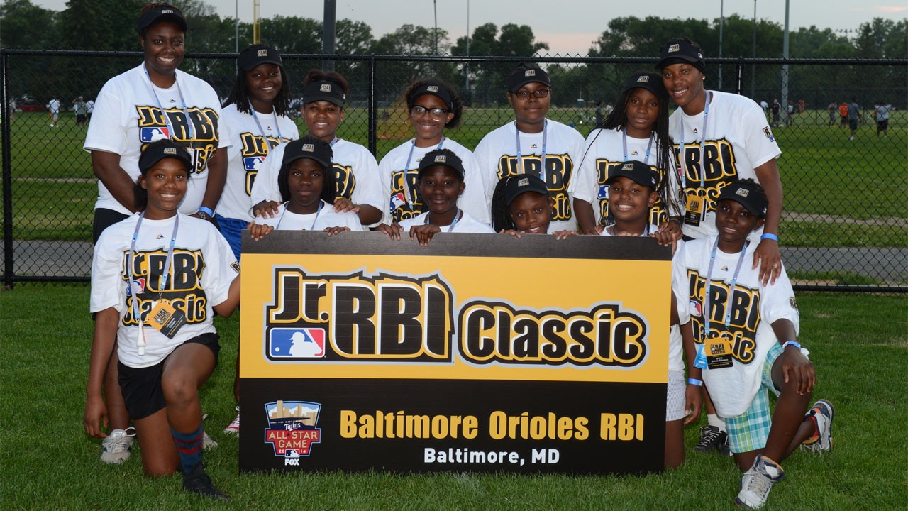 Baltimore RBI team grateful for All-Star experience