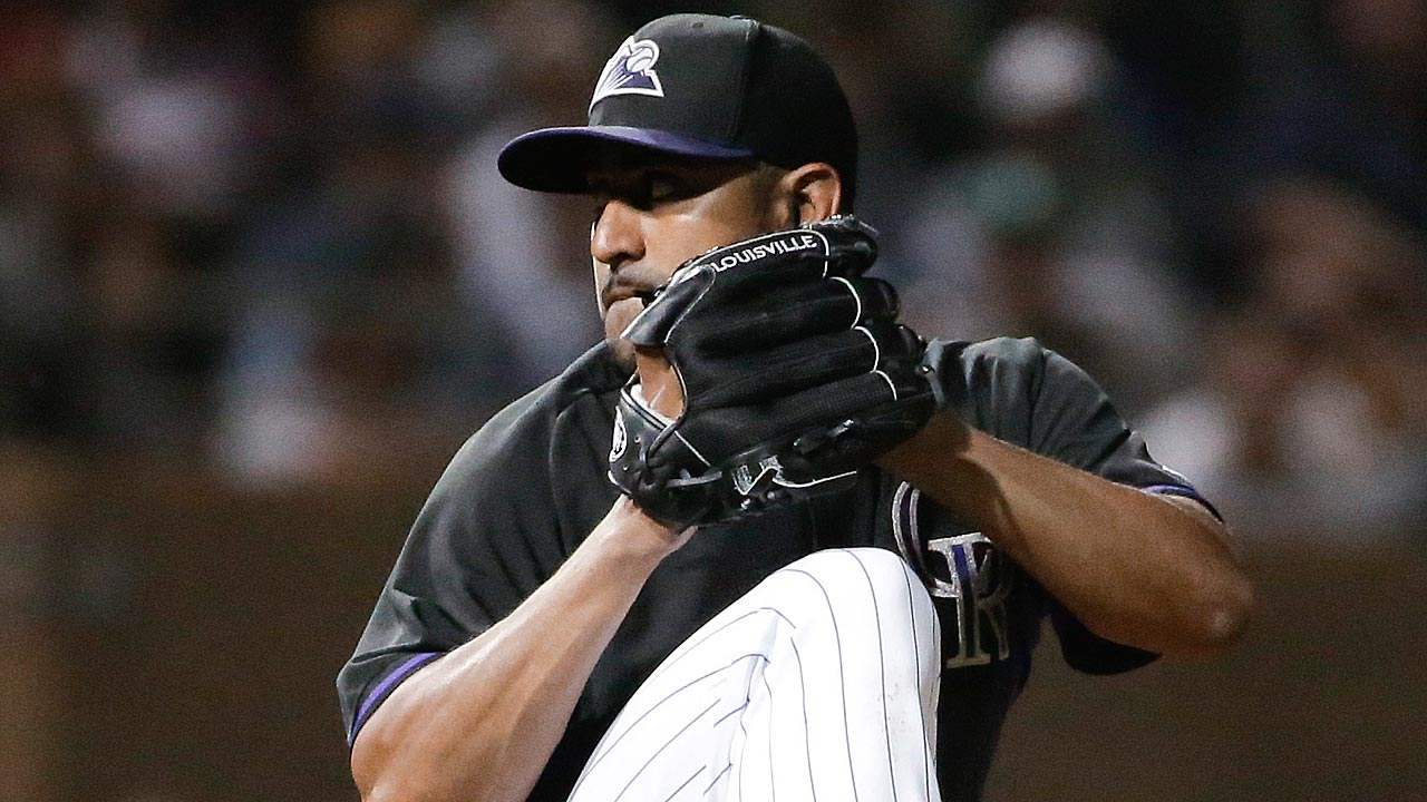 Morales overcomes tight groin in solid start