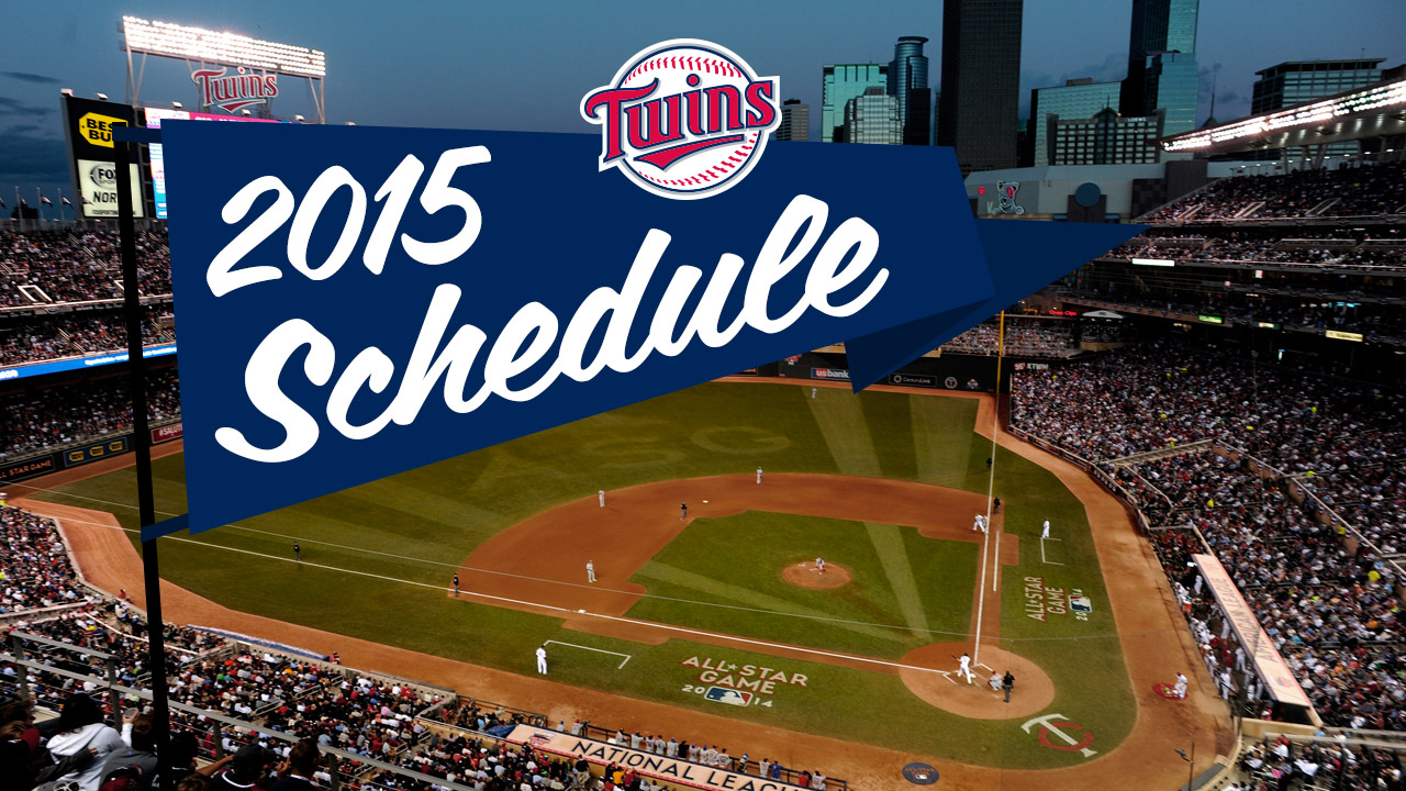 Twins set to start 2015 facing division foes
