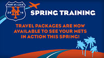 Spring Training Travel