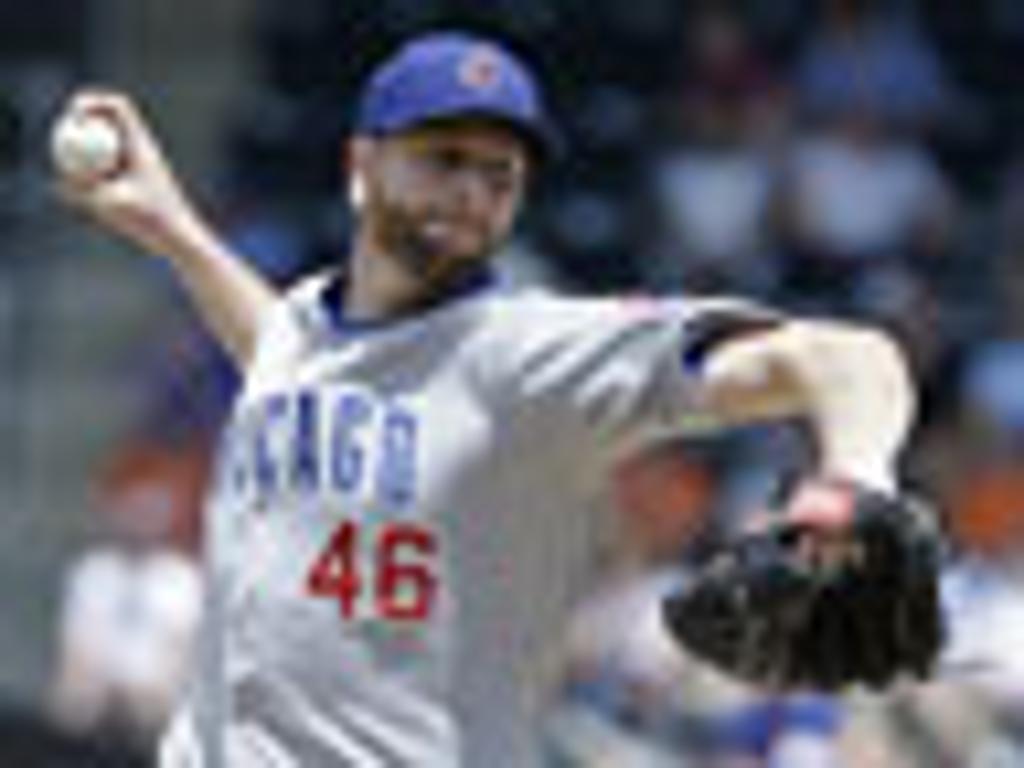 Feldman hizo de todo en triunfo de Cubs vs. Mets