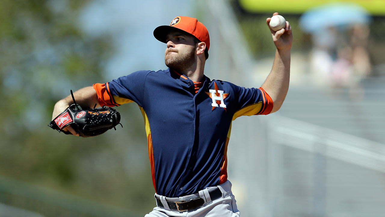 Keuchel feels good about his final tuneup