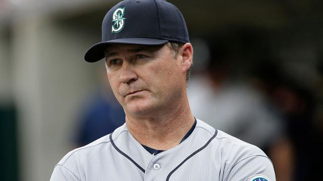 """There's a lot of ball left to play,"" manager Scott Servais said. (Getty)"