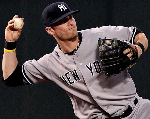 Yankees oficializaron su contrato con Brendan Ryan