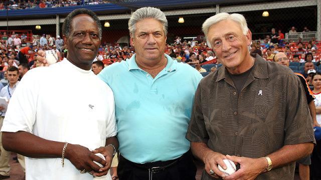 Fregosi suffers stroke on MLB alumni cruise