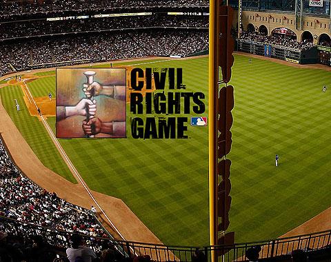 Astros recibirán el Juego de los Derechos Civiles