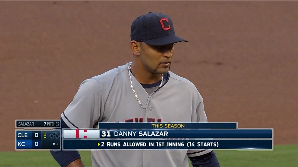 Danny salazar hair
