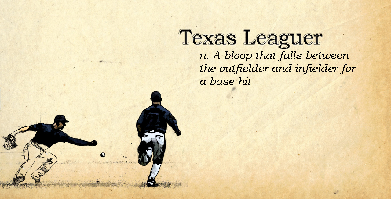 Texas Leaguer