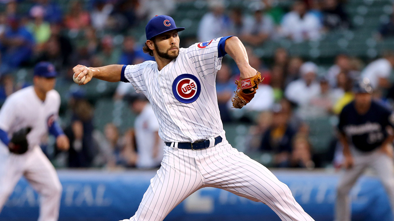 Rosscup optioned as Cubs activate Arrieta