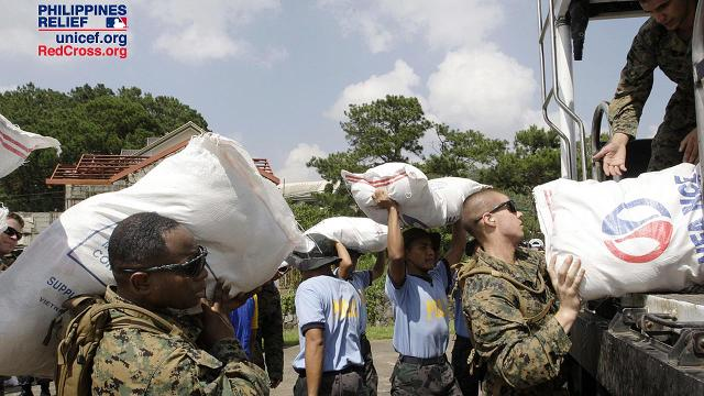 MLB donates to typhoon relief, asks fans to join