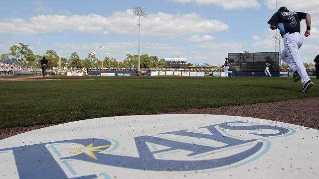 Rays unveil Spring Training 2014 schedule