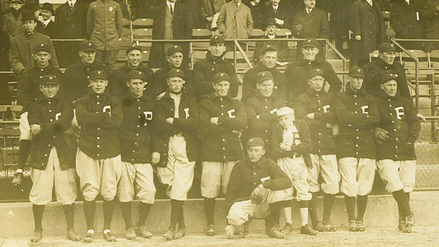 Phillies helped christen Ebbets Field in 1913