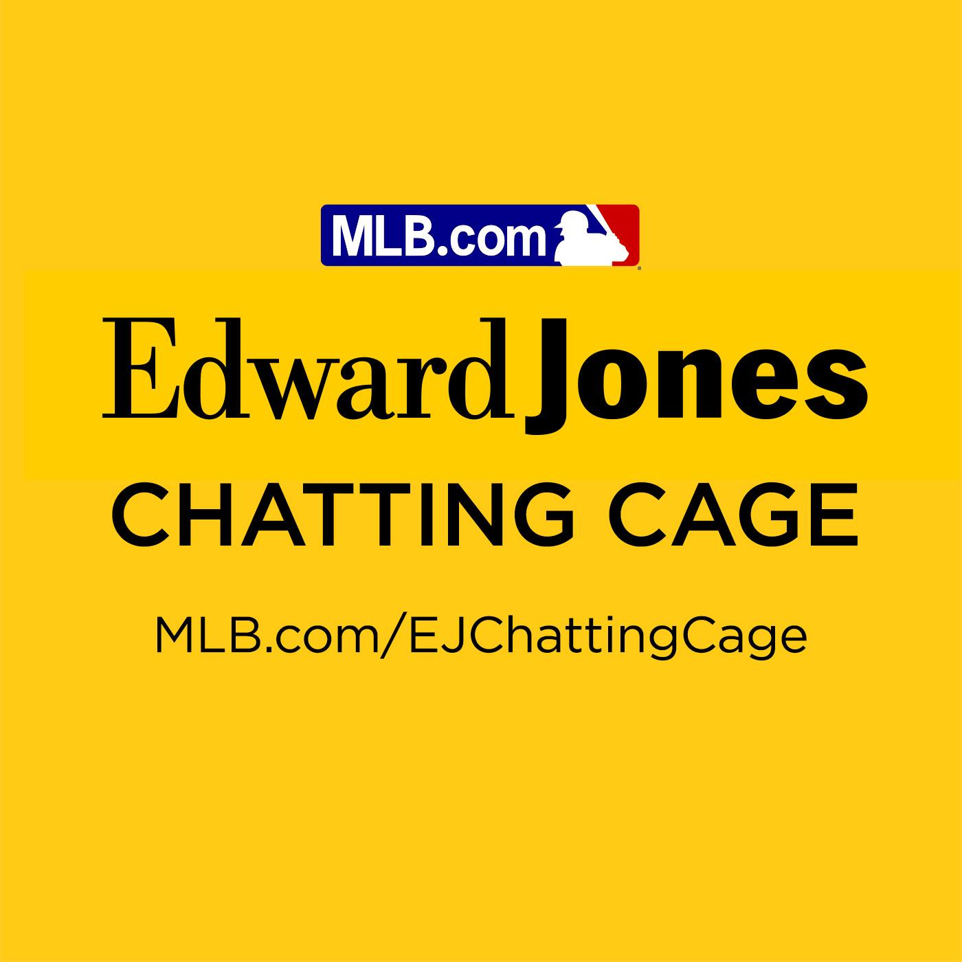 <![CDATA[MLB.com Edward Jones Chatting Cage]]>