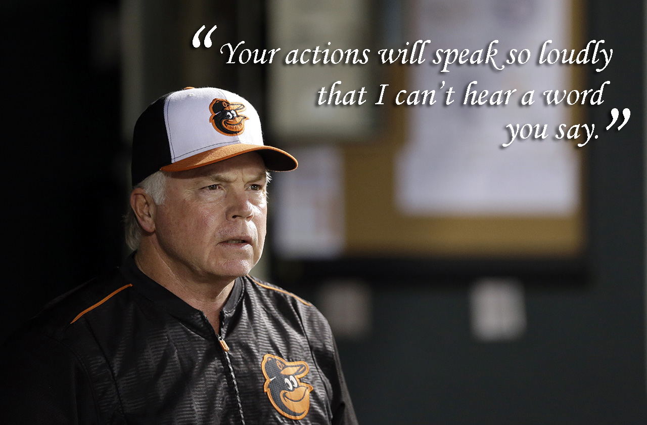 St Countdown Buck Showalter Inspirational Posters Mlb Com