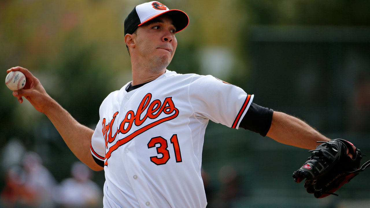 Ubaldo excellent in six against Rays