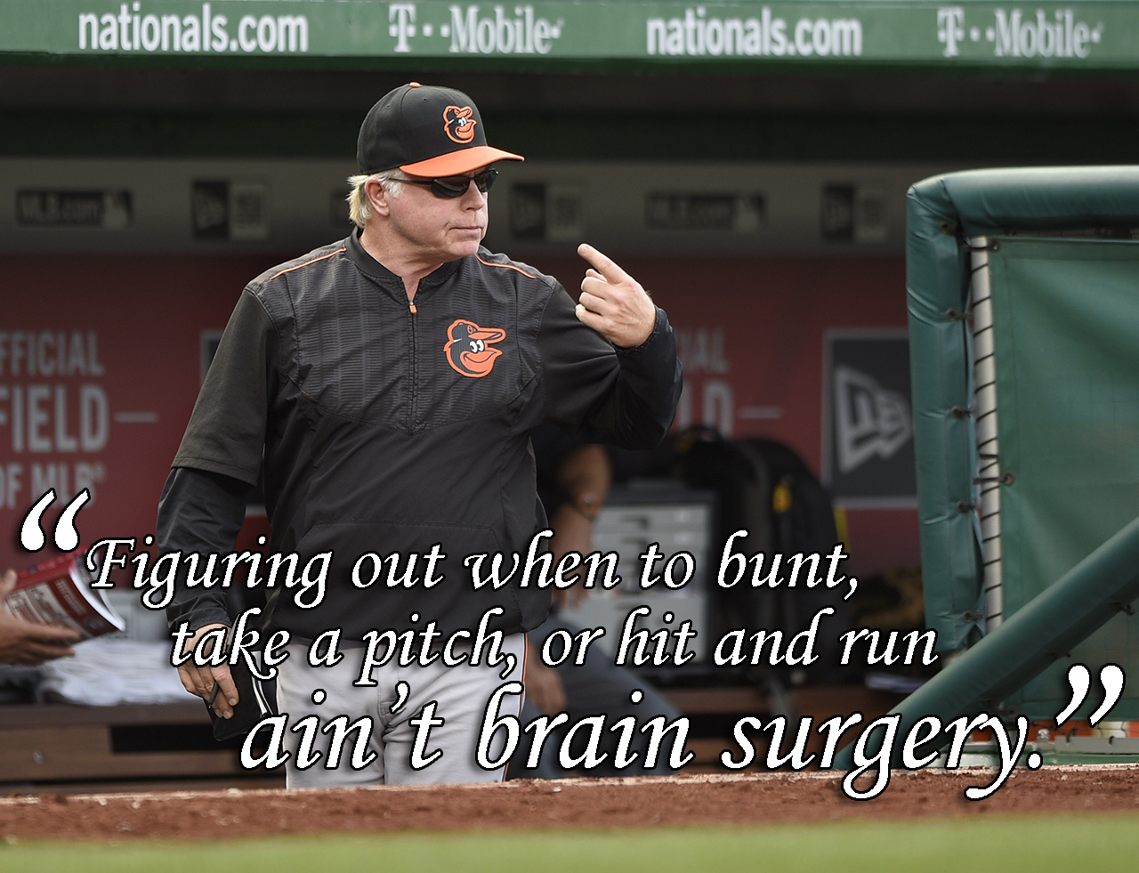 Baseball Life Quotes 17 Days Until Spring Training Let Buck Showalter's Inspirational
