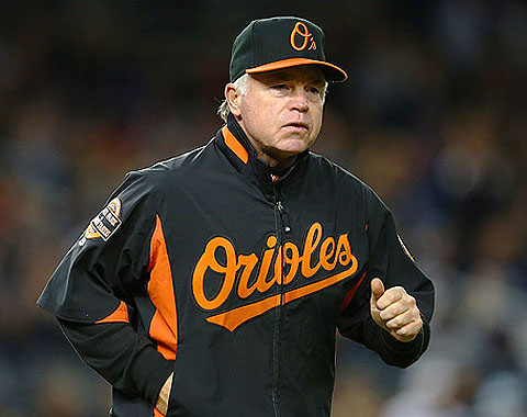 Showalter reconocido por The Sporting News