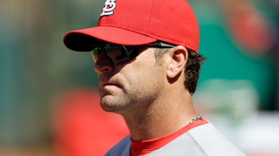 Matheny not immune to second-guessing decisions