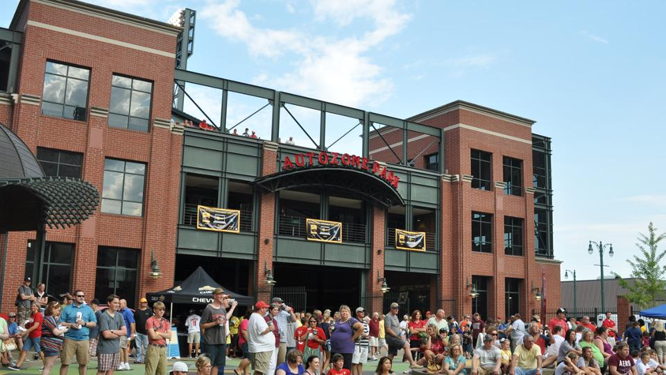 Cardinals finalize purchase of Memphis Redbirds