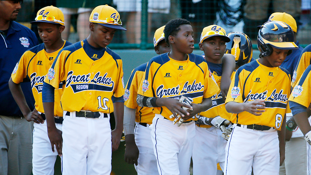Chicago rallies around Little League runner-ups