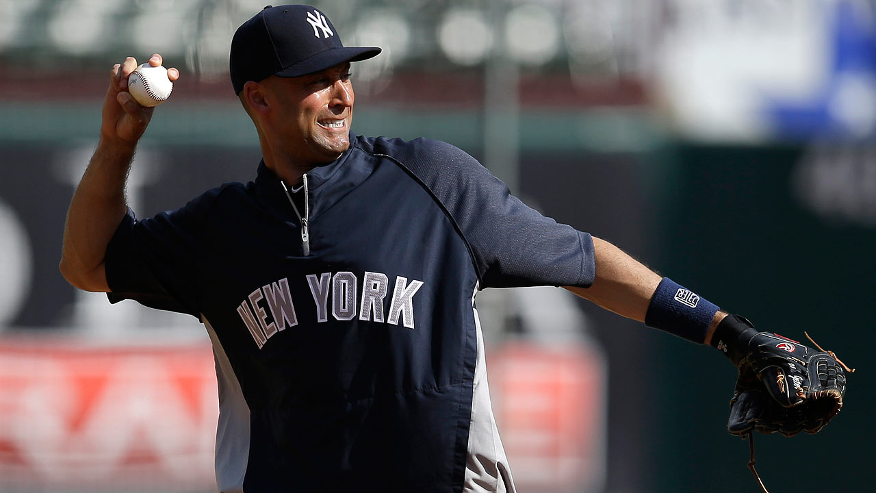 Jeter: 'I've always told people I'm from Michigan'