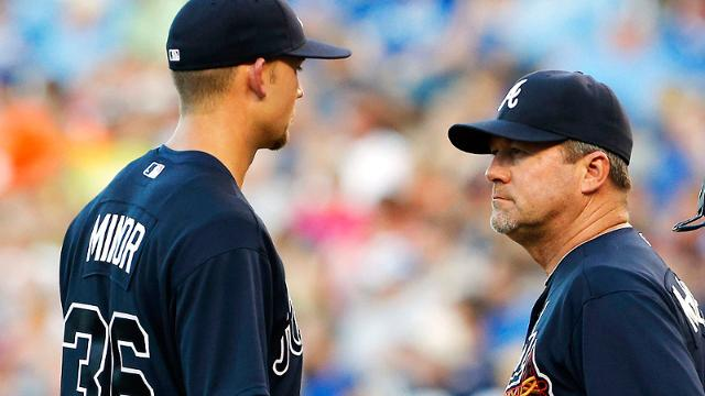 McDowell 'happy with results' of new Braves pact
