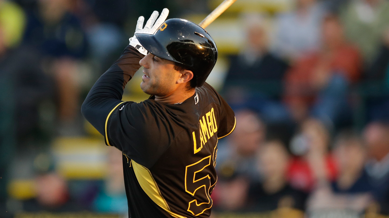 Lambo rebounding from tough spring in Minors