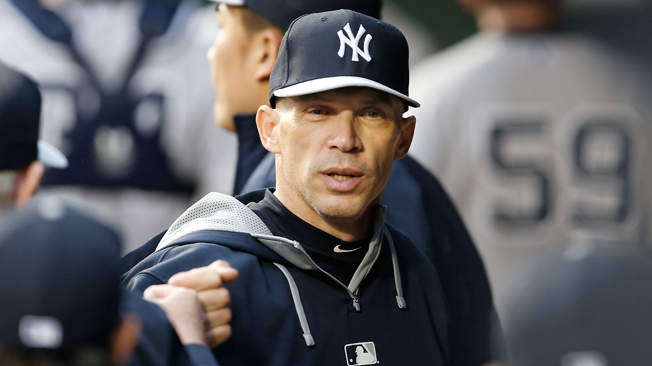 Girardi: Injuries will be key to deciding AL East race