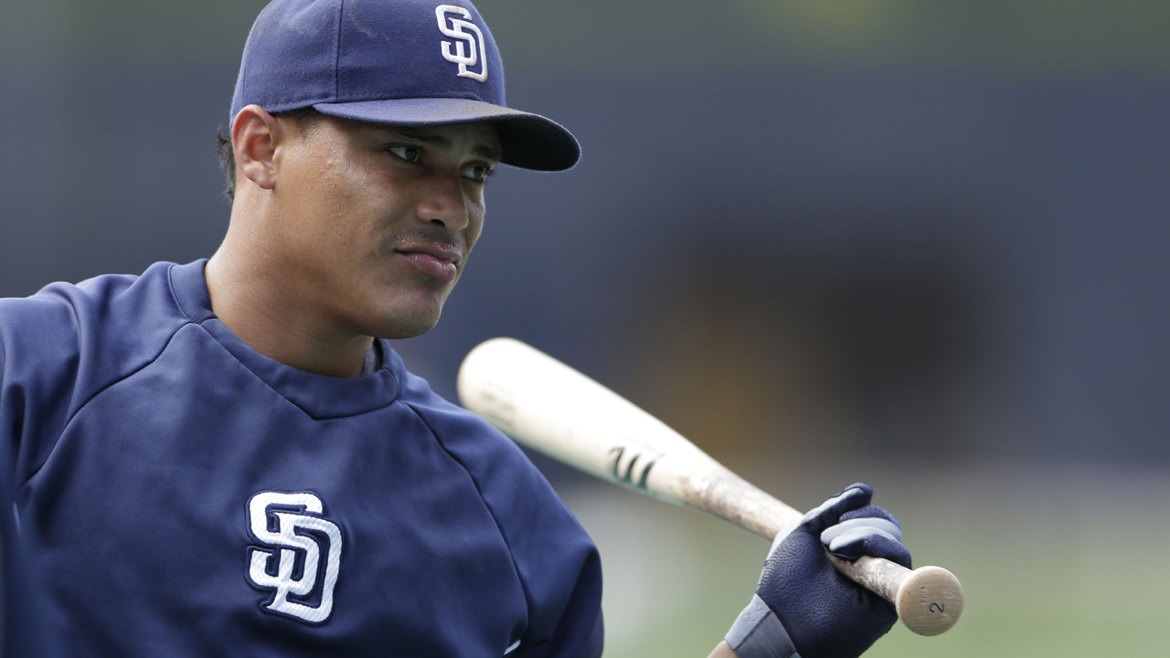 Legal issues cloud status of Padres' Cabrera