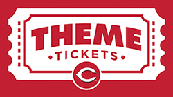 Reds Promotional Tickets | Cincinnati Reds