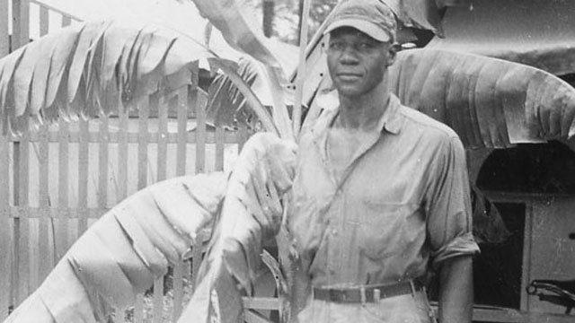 Museum honors Negro League stars who served