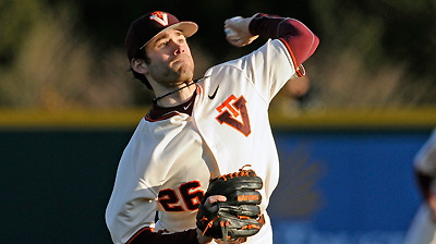 In 15th round, Seattle nabs strikeout pitcher Campbell
