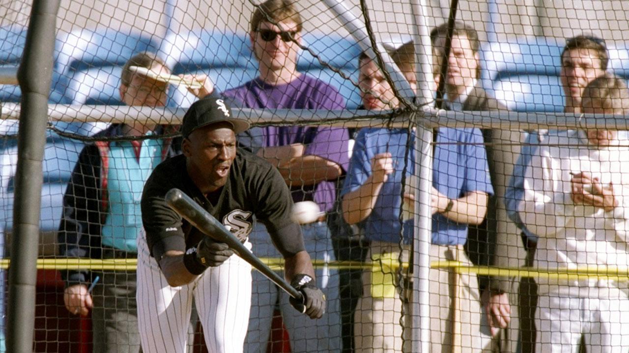 Ventura marveled at Jordan's athleticism