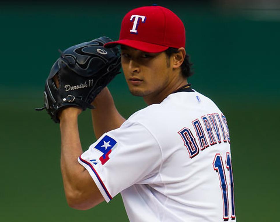 Lesión de Yu Darvish no preocupa a los Rangers