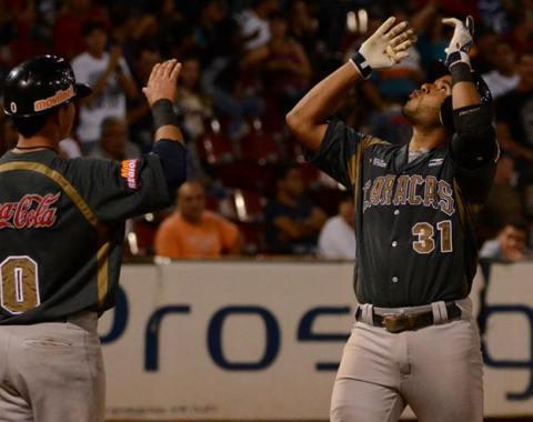 LVBP: González, Petit brillan en paliza de Leones