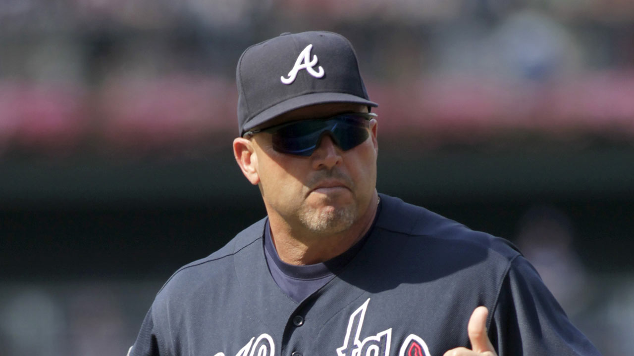 Gonzalez manages for first time without Uggla