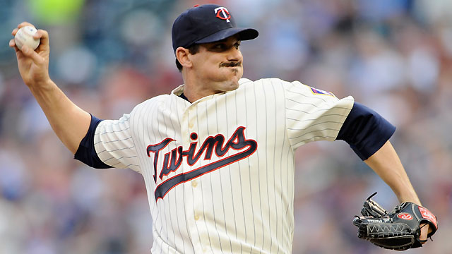 Pavano ruptures spleen, will miss up to eight weeks