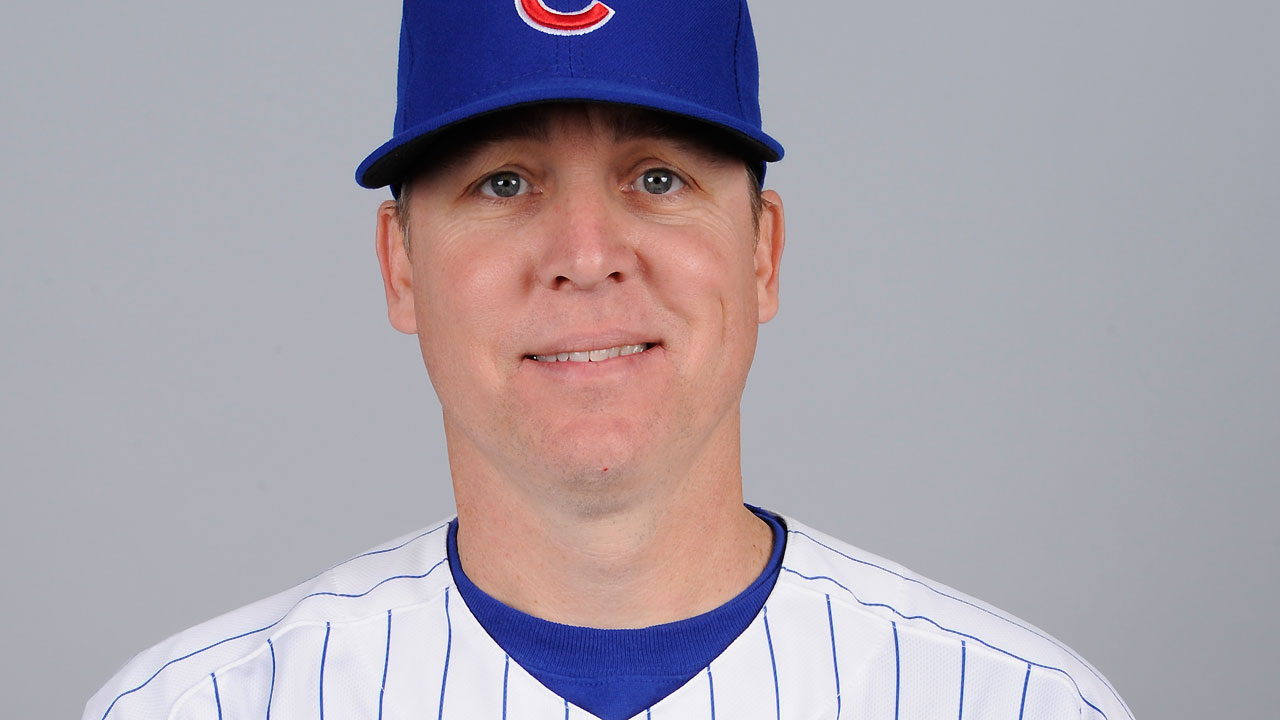 Mueller takes Cubs' K's in stride