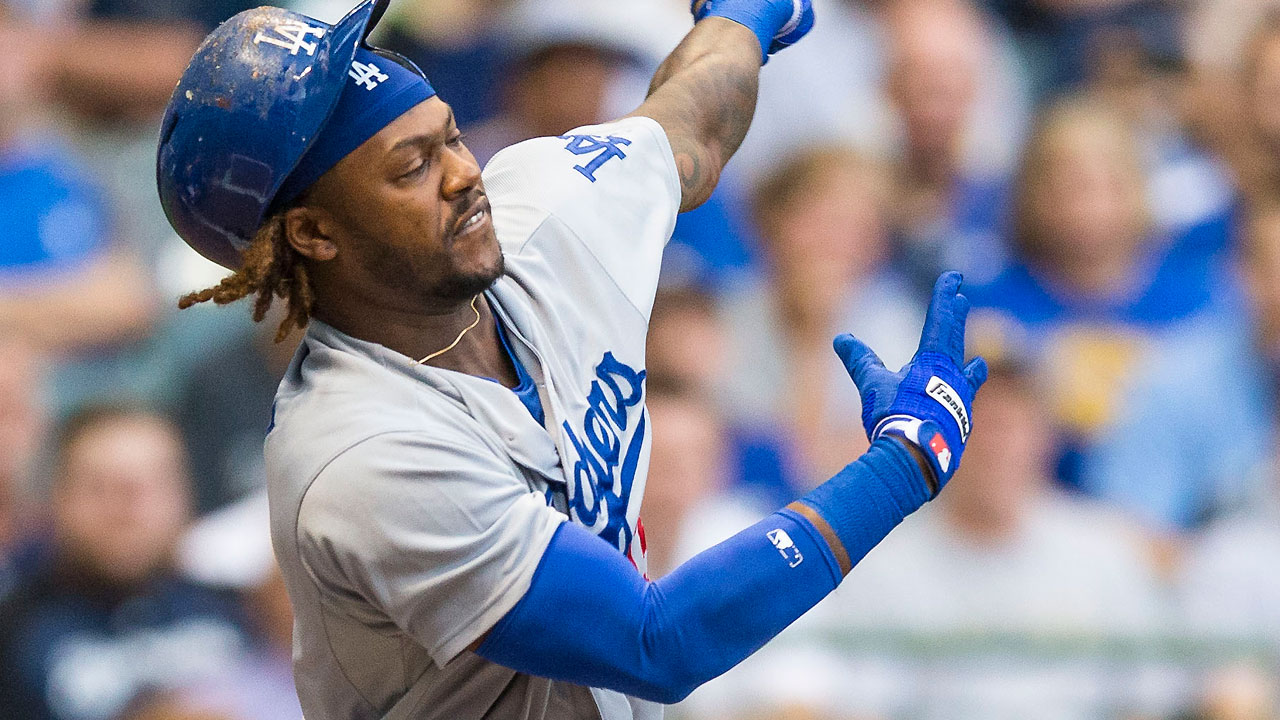 Hanley to undergo MRI after early exit