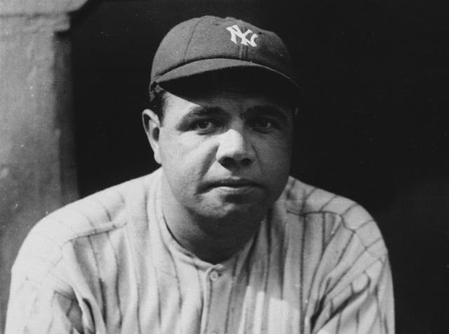Contract sending Ruth to Yanks goes to auction