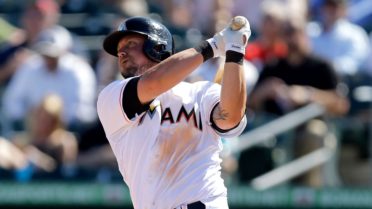 After McGehee's blast, Marlins display discipline