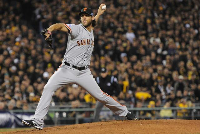 Wild Card Rematch: San Francisco Giants @ Pittsburgh ...
