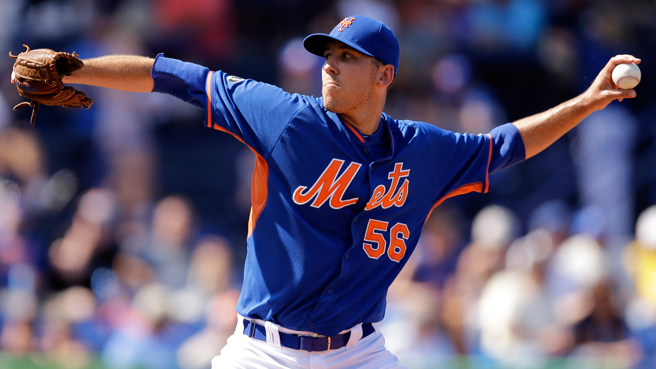 Wheeler sharp, bullpen also impresses as Mets fall