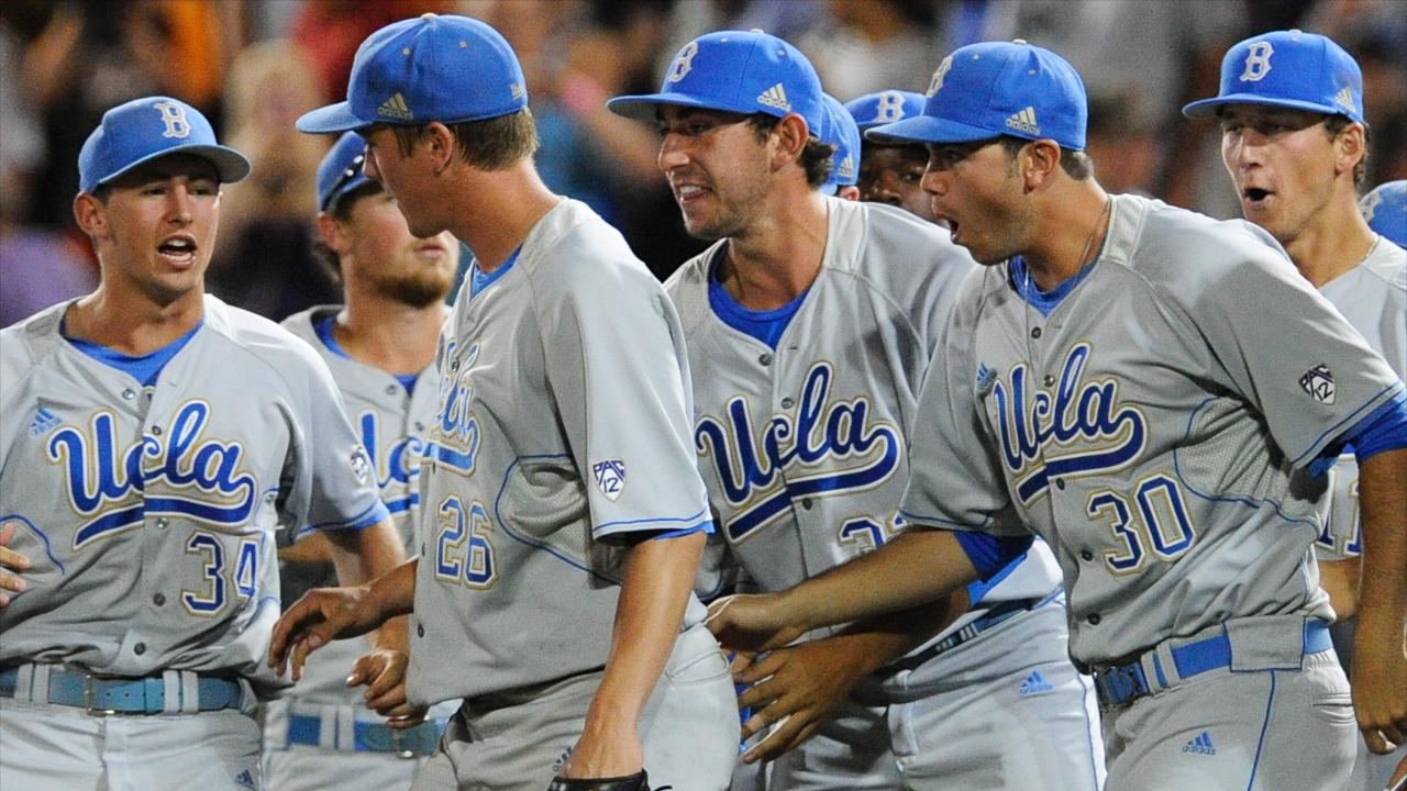 UCLA continues strange CWS with win over favored LSU