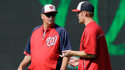 McCatty rejoins Nationals after health scare