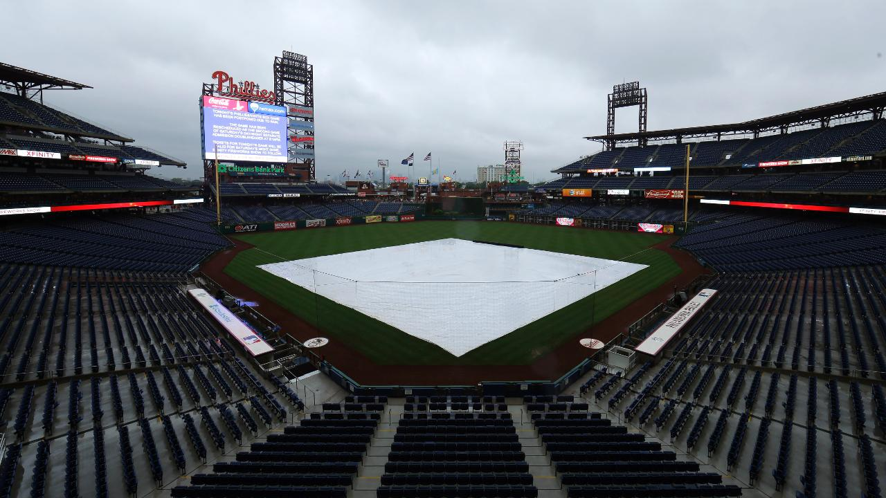 Friday's Phillies-White Sox game postponed