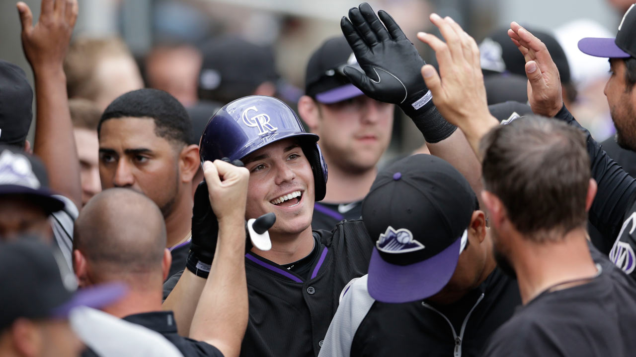 Rockies put together complete spring opener