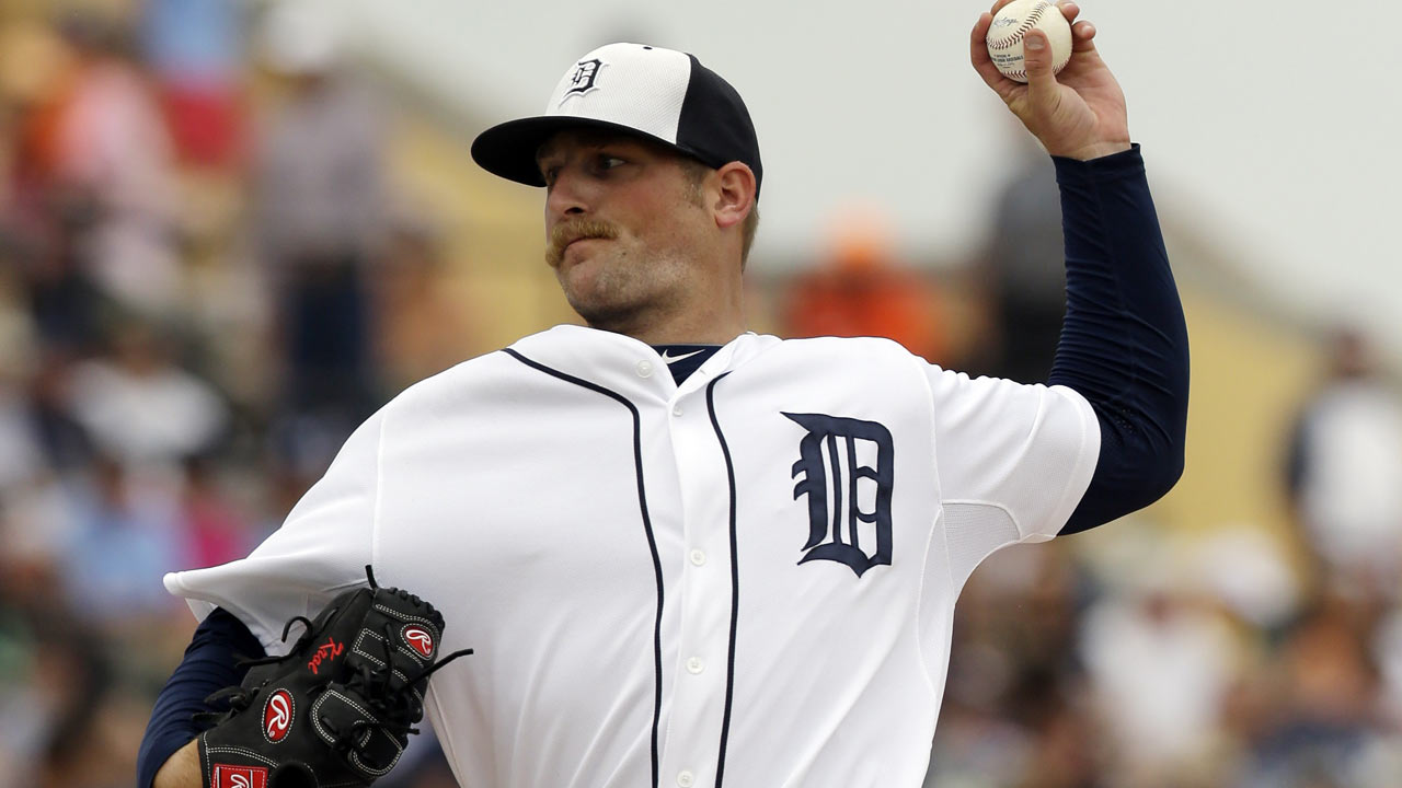Krol impressive in first game with Tigers