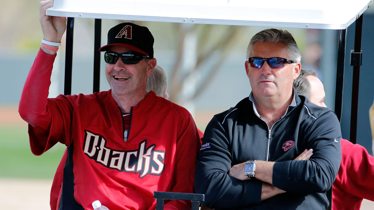 Towers realistic about D-backs' start