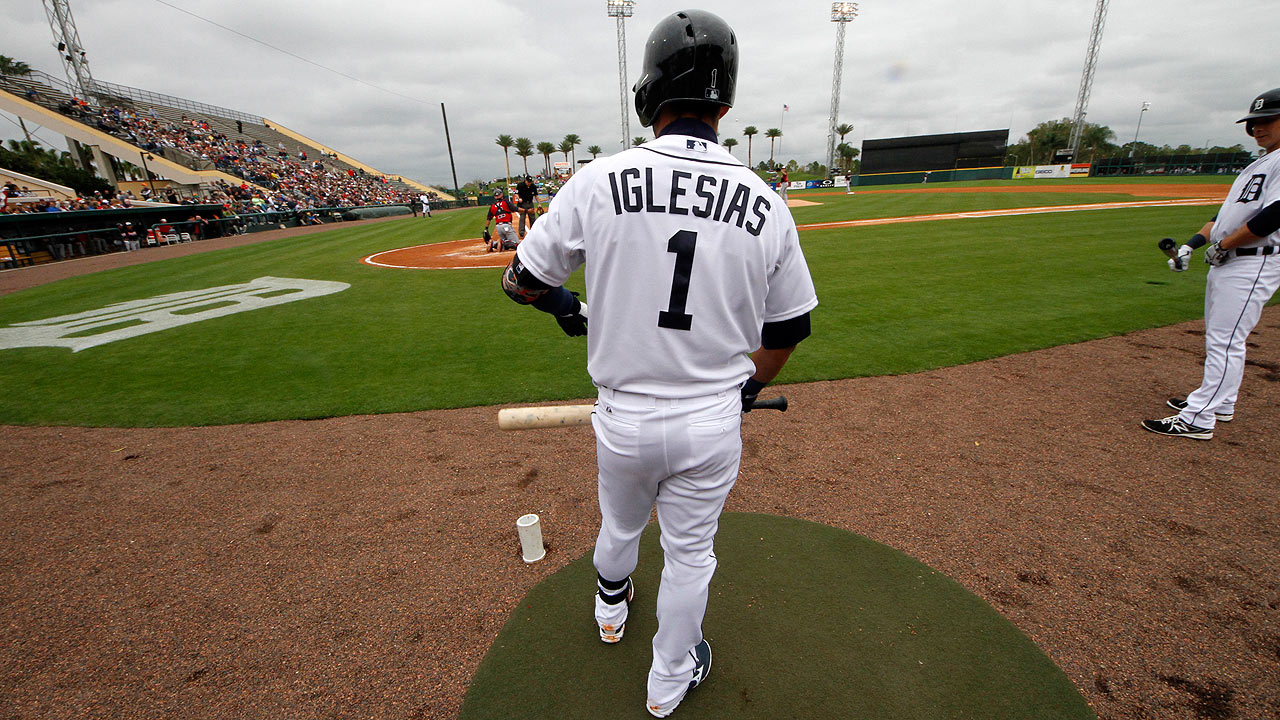 Tigers rule out Iglesias for 2014 season